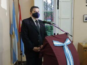 Mario Mansilla fue elegido como presidente durante el 2021
